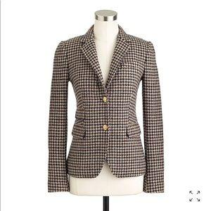 J. Crew | Schoolboy Blazer Size 4 Wool
